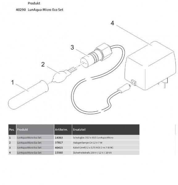 LunAqua Micro Eco Set ( 40290 )