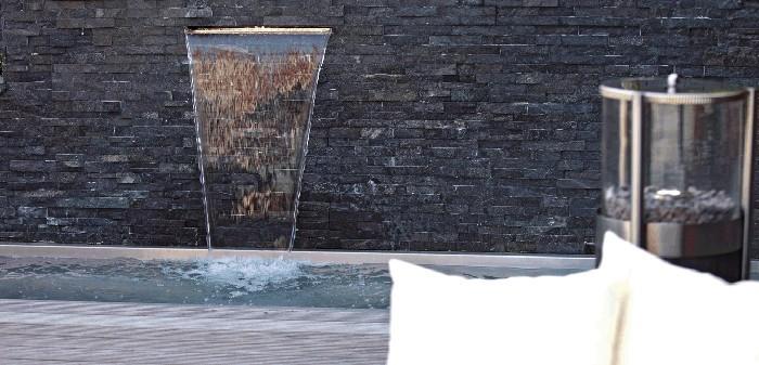 Oase Waterfall Wasserfälle