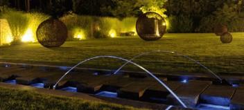 Oase Water Entertainment - fertige Wasserspiele