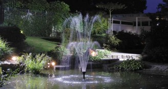 Oase Aquarius Wasserspielpumpen