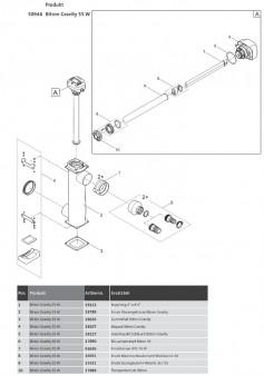 Oase Bitron Gravity 55 W ( 50946 ) Ersatzteile