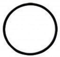 O-Ring NBR 45,0 X 2,0 SH70 (17463)