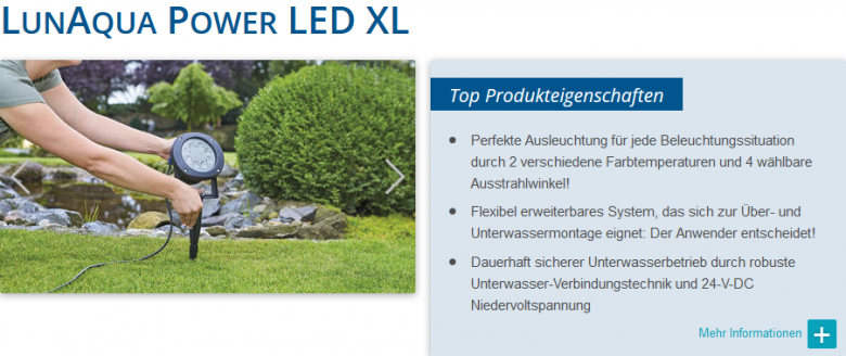 LunAqua Power LED XL
