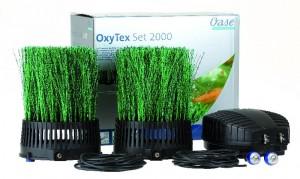 OASE OxyTex CWS 2000 Set Teichbelüfter - Teichbelüftung