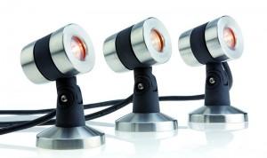 OASE Maxi LED Set 3 - Teichlampen -Teichbeleuchtung