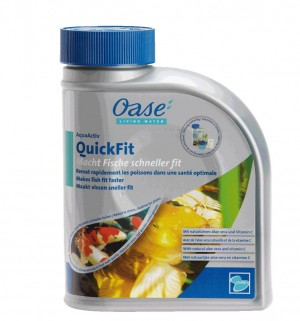OASE AquaActiv QuickFit 500 ml macht Fische schneller Fit - nicht mehr lieferbar