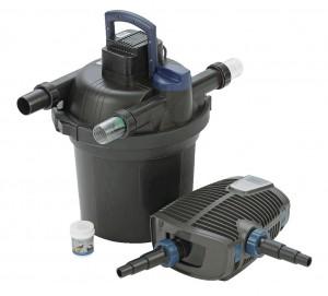 OASE Teichfilter Filtoclear 12000 Set + Aquamax ECO Premium Teichpumpe