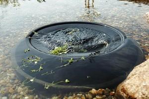Oase Oberflächenskimmer Profiskim 100 - Teich Skimmer