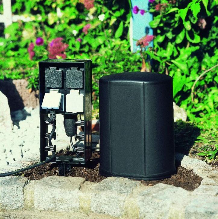 OASE Strommanegement InScenio FM-Master 3 mit Erdspieß