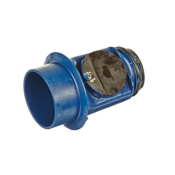 BG Einlassverteiler blau RAL 5003 (13436) ersetzt durch 43990