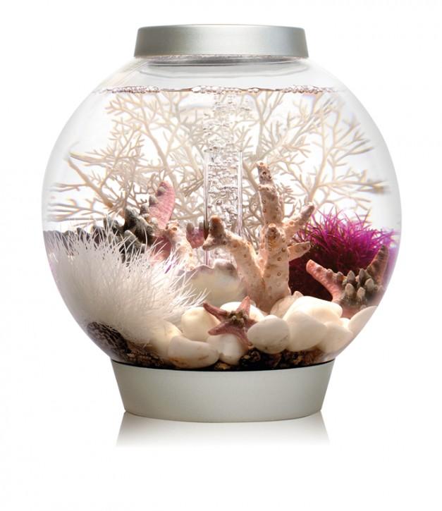 biOrb Aquarieum Classic 15 LED silber