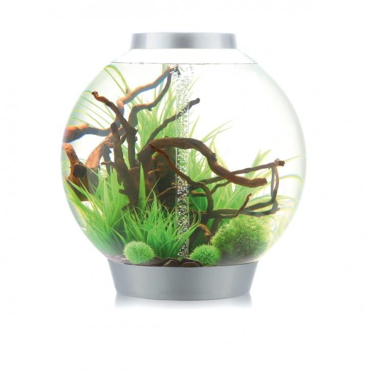 biOrb Aquarieum Classic 105 MCR silber