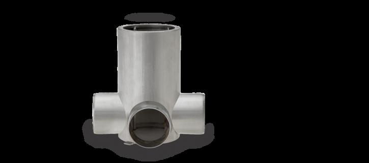 Nozzle Chamber Single - Bodeneinbautopf