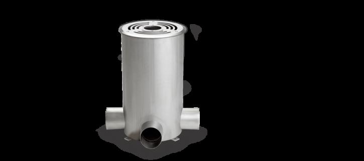 Nozzle Chamber Vario - Bodeneinbautopf
