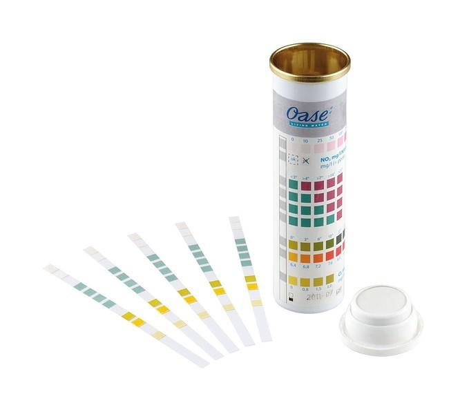 OASE AquaActiv QuickStick 6 in 1 (50 Teststreifen) - Wassertest