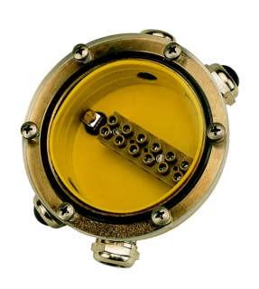 Unterwasserkabelklemmverbinder UKK 3 T