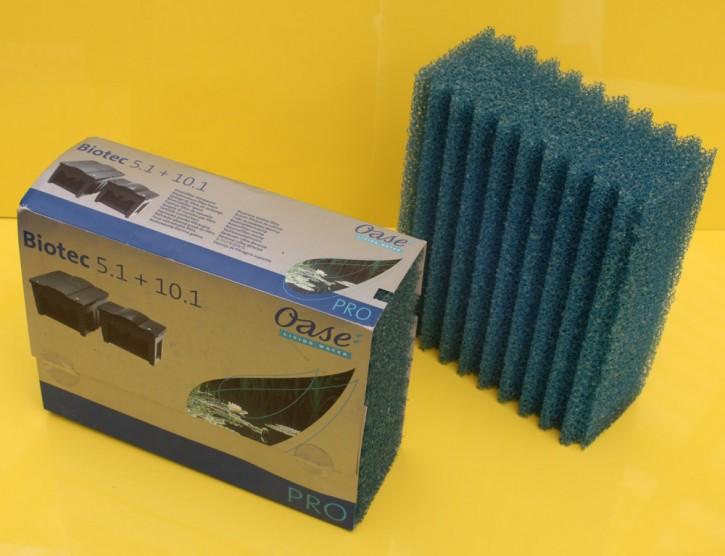 Ersatzschwamm Biotec 5.1/10.1 Blau (56678)