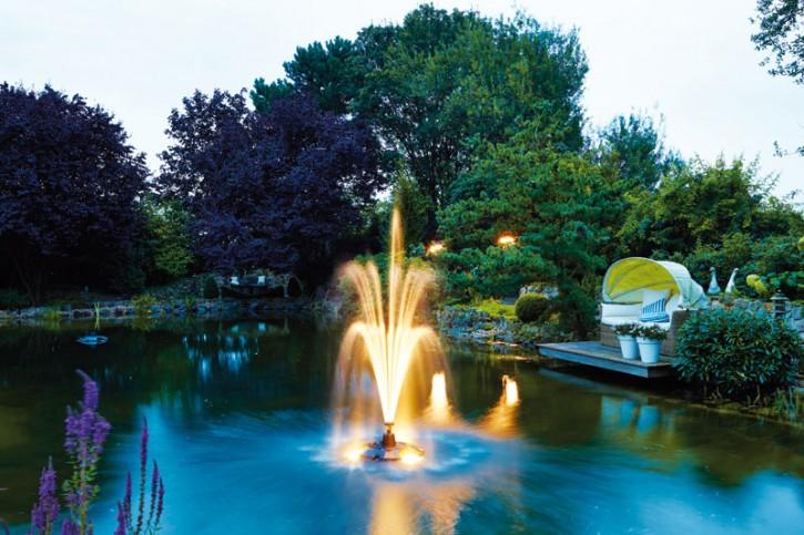 OASE Pond-Jet Eco Schwimmaggregat  Schwimmpumpe
