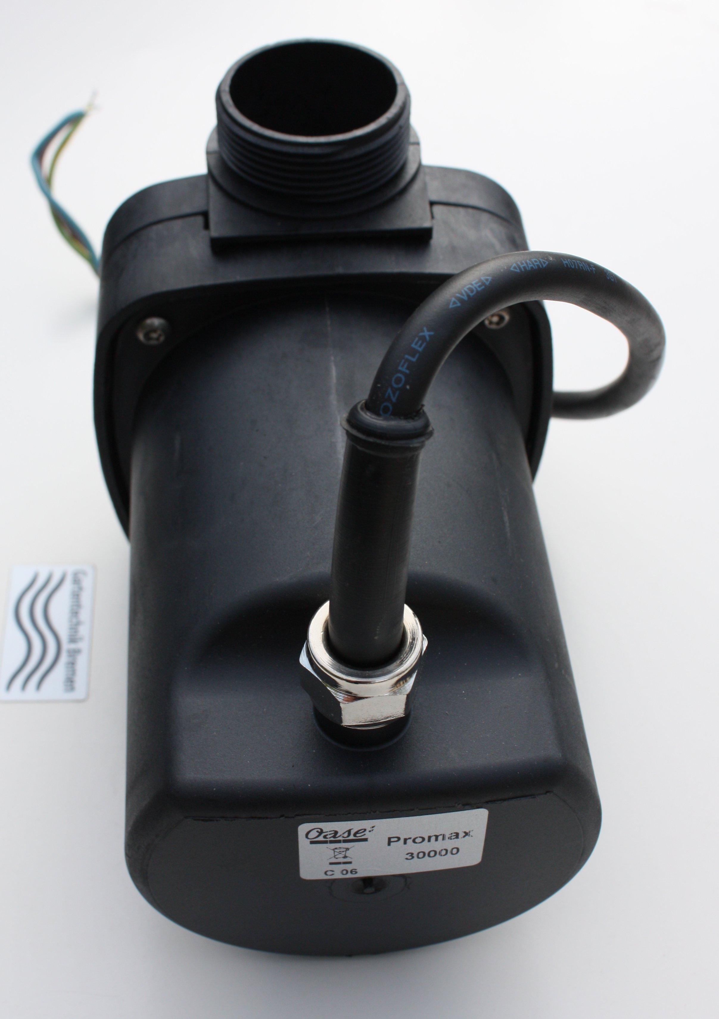 Bg pumpe promax 30000 for Oase teichpumpen shop