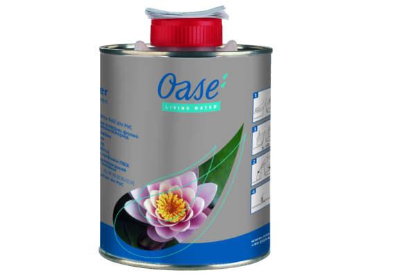 oase pvc kleber teichfolienkleber 1000 ml dose 36862. Black Bedroom Furniture Sets. Home Design Ideas