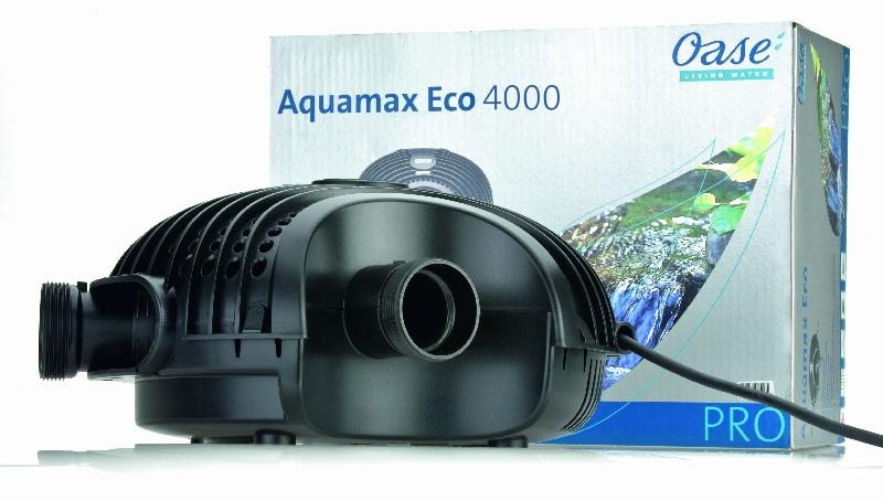 Oase aquamax eco 4000 cws filterspeisepumpe teichpumpe for Oase teichpumpen shop