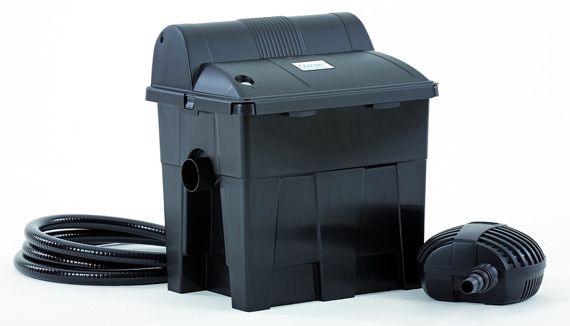 oase biosmart set 5000 durchlauffilter teichfilter 50525. Black Bedroom Furniture Sets. Home Design Ideas