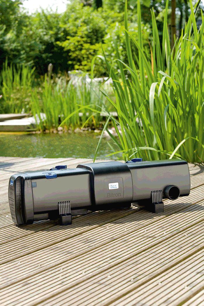 oase bitron 110 c uvc vorkl rger t uvc kl rer filter 56902. Black Bedroom Furniture Sets. Home Design Ideas