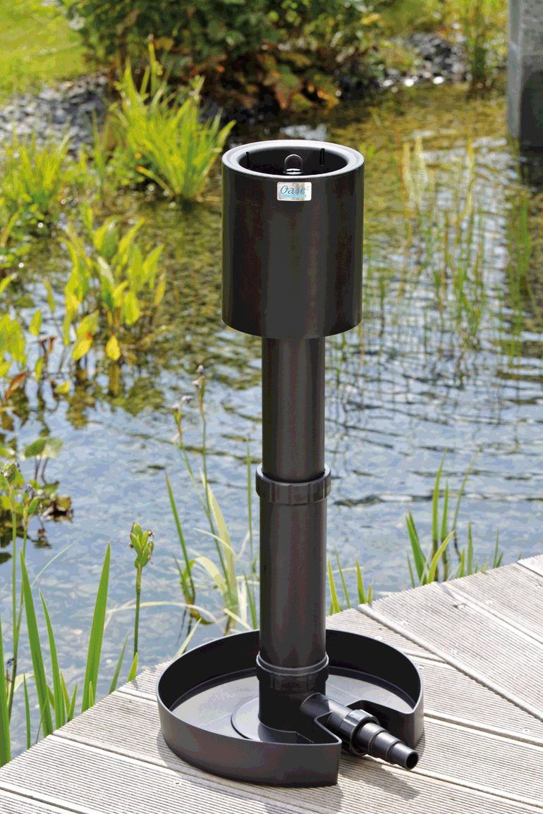oase aquaskim 40 in pond surface skimmer 57395 debris water garden ebay. Black Bedroom Furniture Sets. Home Design Ideas